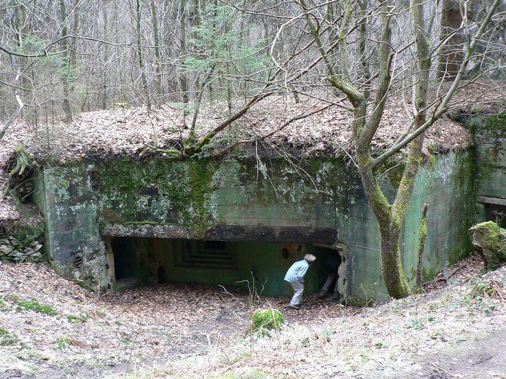 Bunkergruppe im Buhlert bei Simmerath (2008)