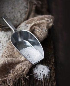 DIY BATH SALTS FOR MEN