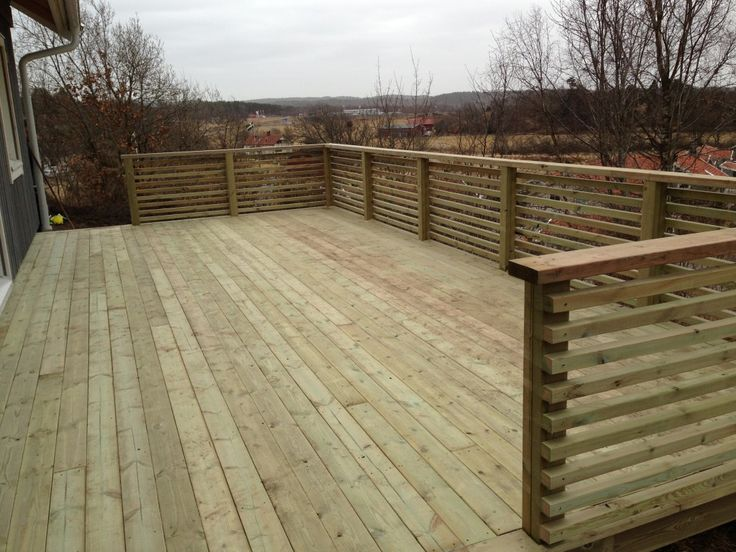 Deck Roofing Ideas