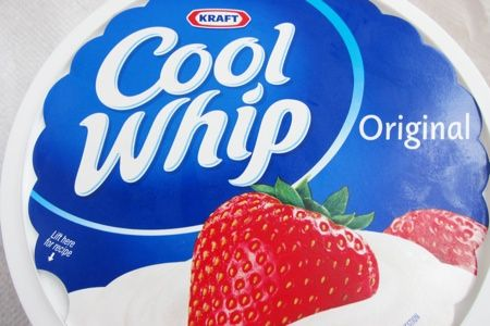 The Cool Whip Experiment- may need to think twice before eating this again.  Only the real deal from now on.