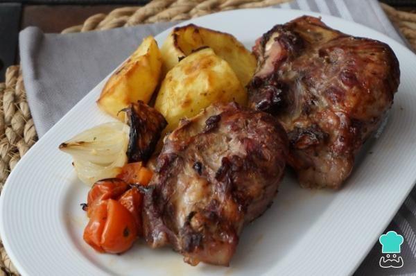 Receta de mejillas de cerdo al horno – HORNO – #Carrilleras #cerdo #horno #R …   – decoración hogareña