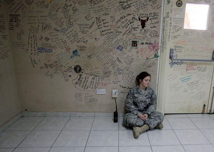 Send a Letter To a Soldier In Iraq