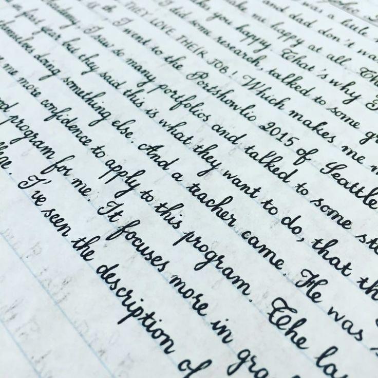 140 besten calligraphie Bilder auf Pinterest | Lernmotivation ...