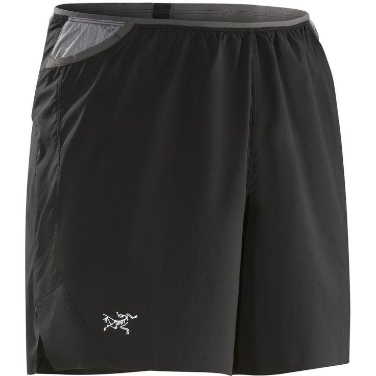 Arc'teryx - Soleus Short - Men's - Black