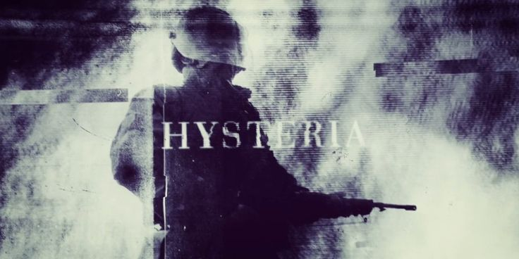 Hysteria - Title Sequence - Henry Hobson