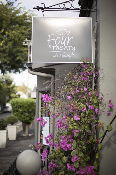Four and Twenty Cafe - Wynberg, Cape Town (Aug 2014) 23 Wolfe Street, Chelsea Village, Wynberg http://www.fourandtwentycafe.co.za/