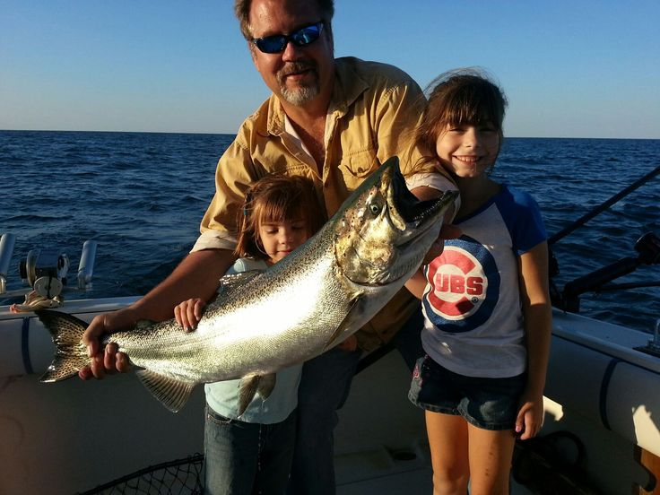 46 best images about magnum metalz confusion charters on for Lake michigan fishing charters chicago