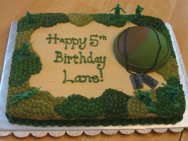 army helmet and dog tags | Cakes by Becky: Army Guy Birthday Cake