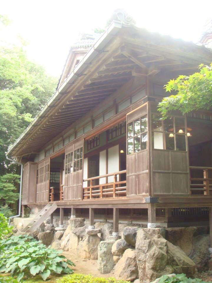 tagawa_ke.Japanese traditional house.
