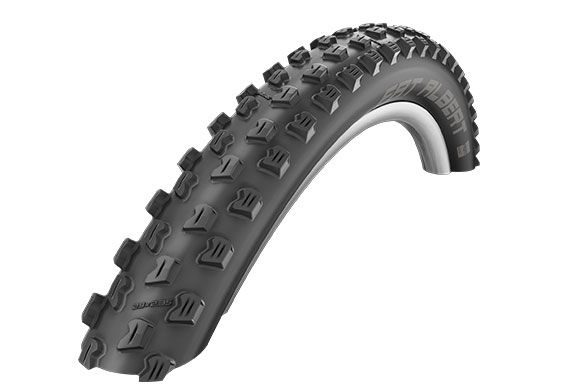 Initial Ride Impressions: New Schwalbe Fat Albert Front & Rear Tires
