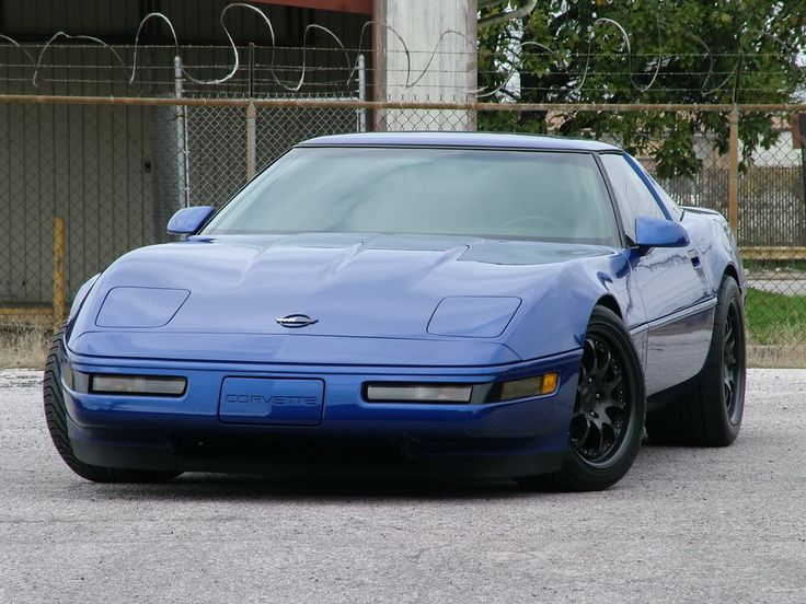 Show off your C4 Custom Wheels! Pics! - Page 11 - Corvette Forum
