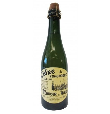 Cidre de Fouesnant Brittany 5.5% 375ml
