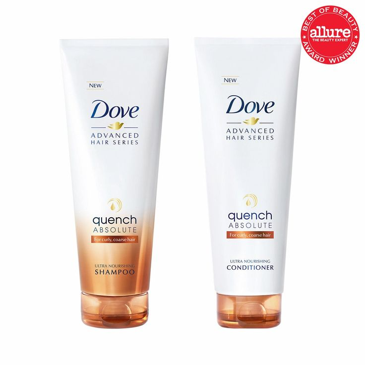 Best of Beauty 2016 Winner: Dove Quench Absolute Shampoo & Conditioner | Allure.com