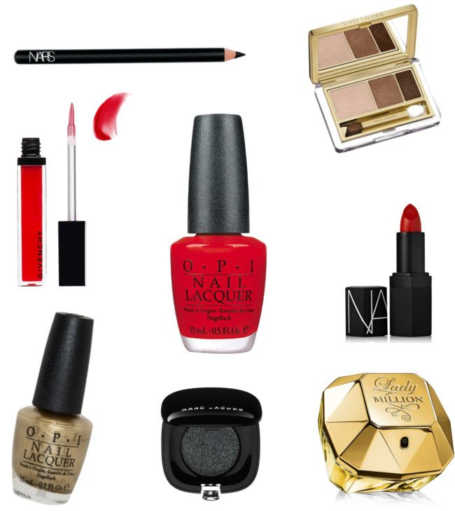 A little makeup collection for a perfect Valentine's Day look: http://dianabeautymix.blogspot.ro/2014/02/red-gold.html