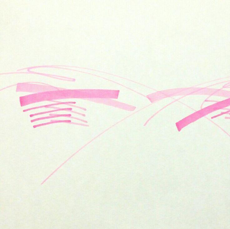 숙경이의 안무(이정현-와) _마카 [형상적이기도 추상적이기도한/패턴적이기도 즉흥적이기도한/디지털+아날로그/선적구성+면적구성/설명적]