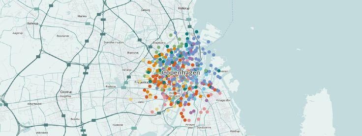 Copenhagen Capacity website