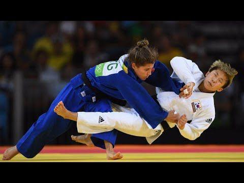 Argentina's Paula Pareto Wins FIRST Women's 48kg Judo Gold Brazil Rio de...