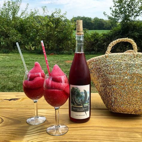 Wein-Slushies werden das Sommergetränk 2017 |ELLE