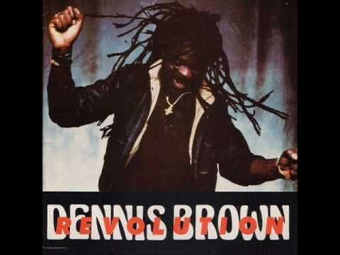 Dennis Brown - Revolution (1984)