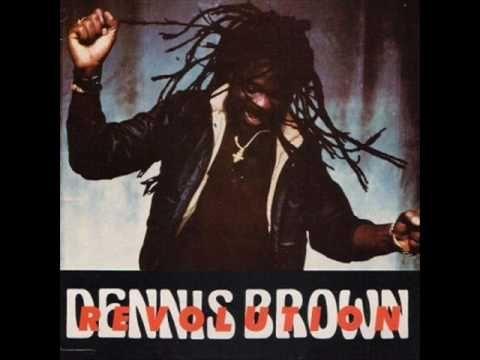 Dennis Brown - Revolution #MiércolesdeReggae #Jah #Mercadodepyc