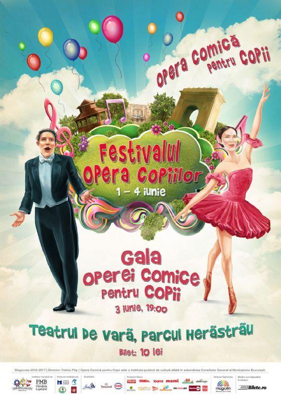 Gala Operei Comice pentru Copii
