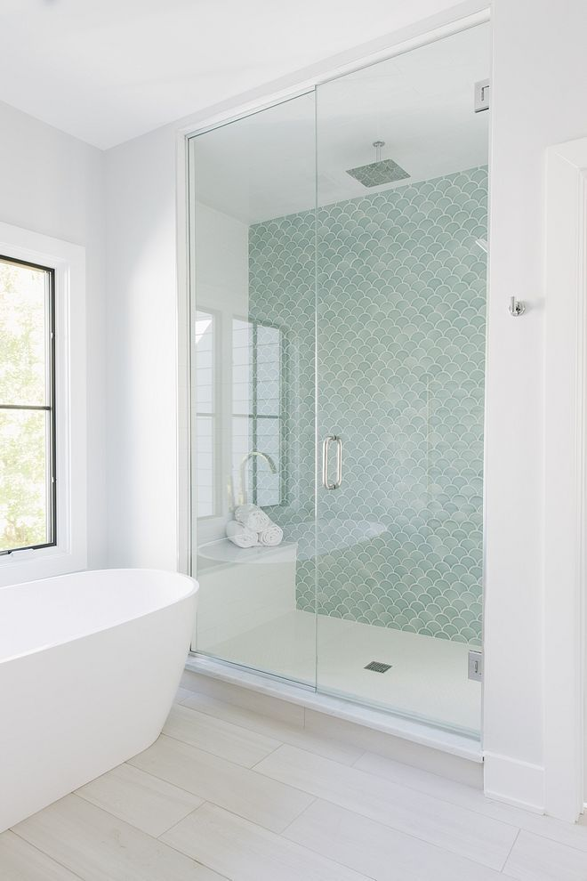Hexagon White Matte Shower Tile Cheap Timeless And It Goes With