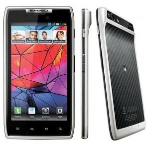 Motorola XT910 Razr White