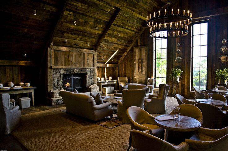 Disfruta del encanto sureño de Blackberry Farm en Tennessee. | 12 Hoteles estadounidenses increíbles en los que querrás vivir