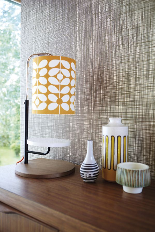 Orla Kiely Wallpapers Collection For Harlequin Interiordesign Orlakiely Wallpaper