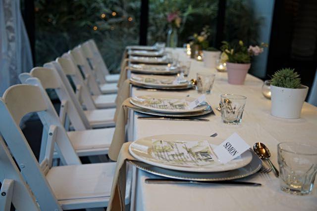 Palm Springs Bridal Table