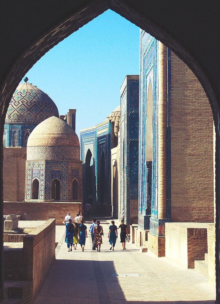 Take a photo journey to the mystical heart of the Silk Road in this conscious travel guide to Samarkand, Uzbekistan. #ConsciousTravel #Samarkand #Uzbekistan