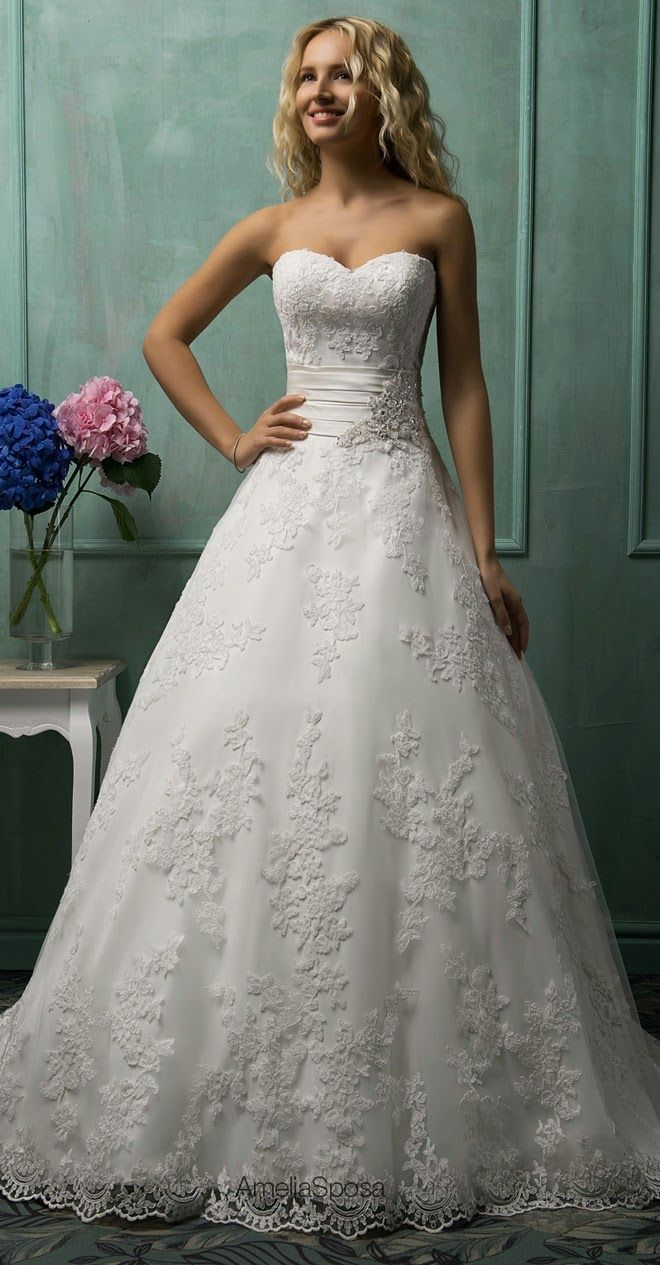 Amelia Sposa 2014 Wedding Dresses - Belle de Magazine. The Wedding Blog voor de verfijnde bruid