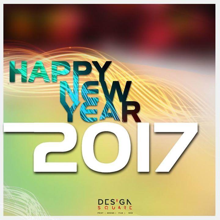 #Happy new year 2017