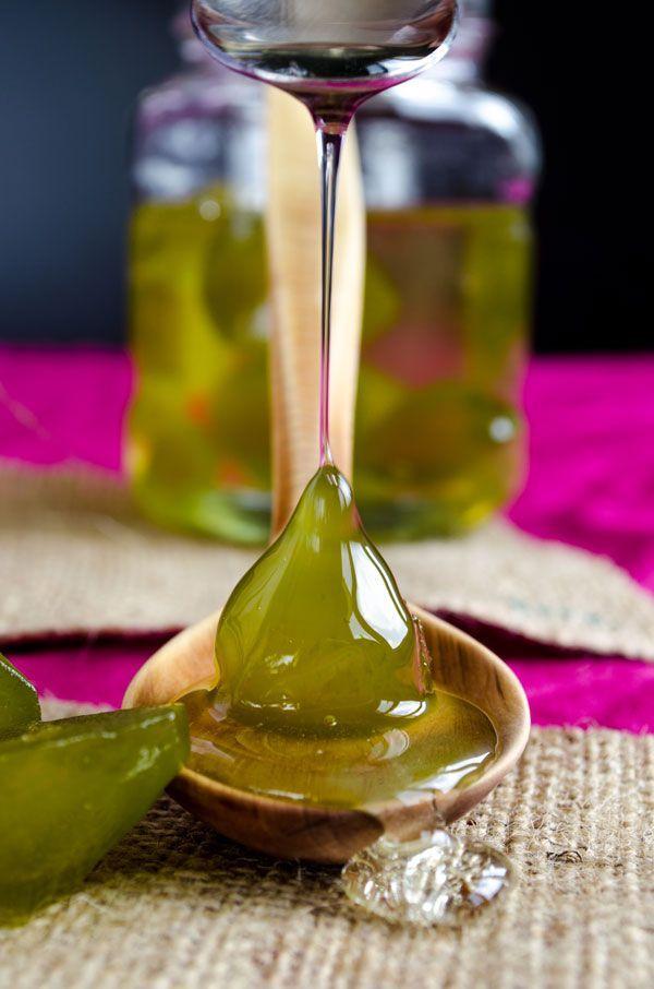 Unripe Green Fig Jam <3