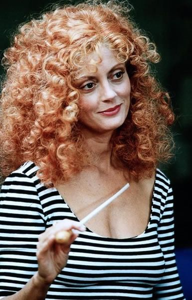 susan sarandon from the Witches of Eastwick