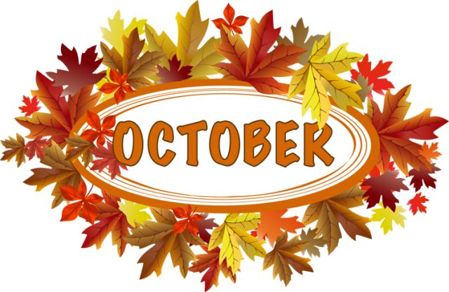 Fun Facts About The Month Of October: October Fun Facts