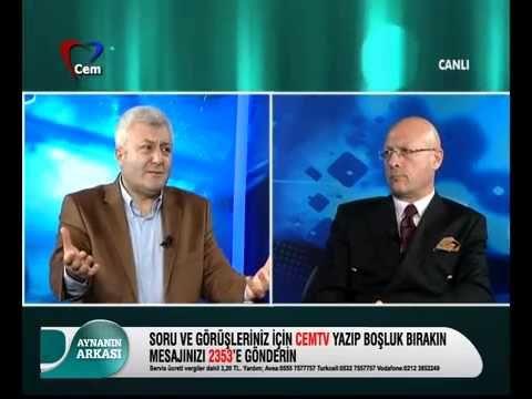 Aynanın Arkası 01.04.2015   Erol Mütercimler   Tuncay Özkan   2/2