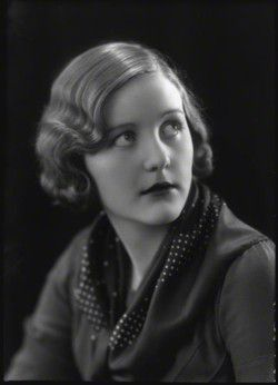 Unity Valkyrie Mitford, English socialite and devotee of Adolf Hitler