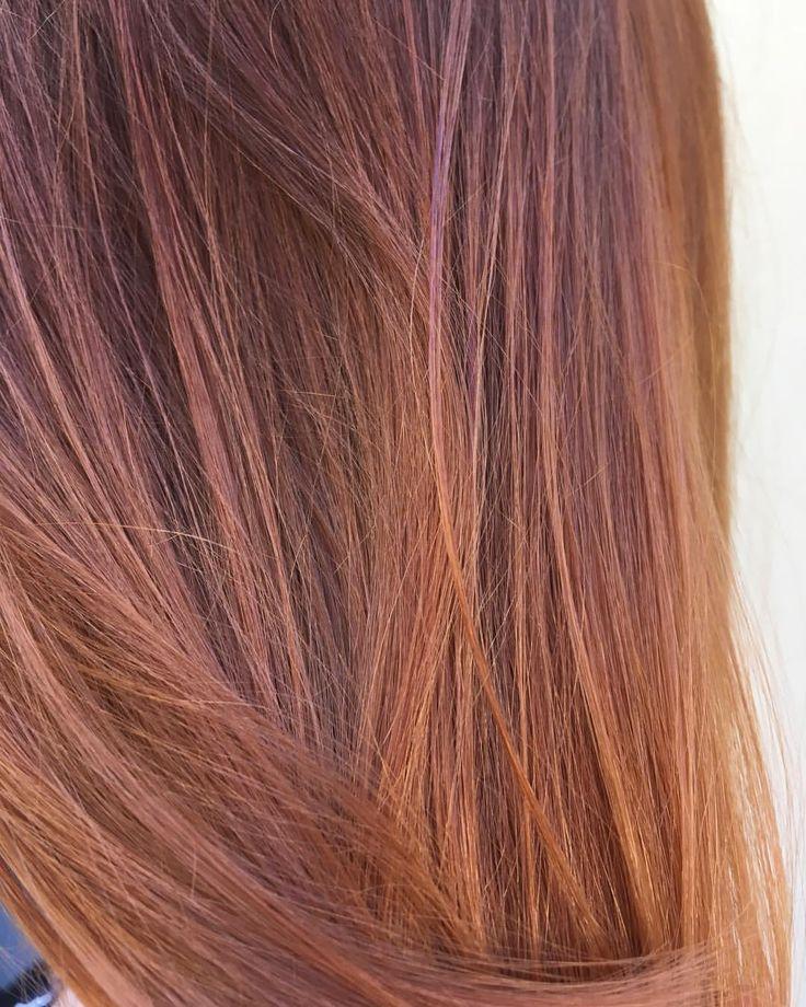 """12 To se mi líbí, 1 komentářů – Karolína Machovič (@karolmachovic) na Instagramu: """"#gingerhair #redhead #hairdressers #healthyhair #oribeobssessed #oribe @vysokaskolakadernicka…"""""""