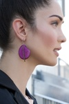 Fabulous BERRY earrings by the Andean Collection.  If you don't know the story behind the company - you should!: Floresta Earrings, Wardrobes Makeovers, Andean Collection, Fabulous Berries, Berries Earrings