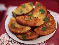 Самосы (индийские пирожки)