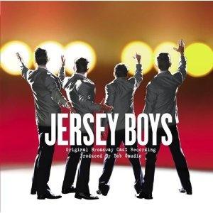 Jersey Boys (2005 Original Broadway Cast Recording) based on Four Seasons songs