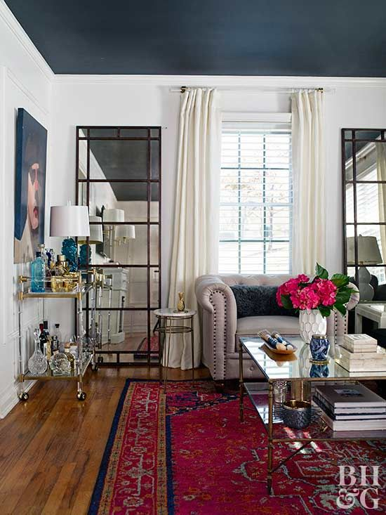 The 25+ best Dark ceiling ideas on Pinterest | Grey ceiling, Down ...