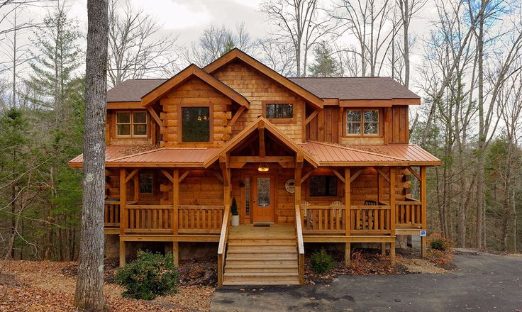 Pigeon Forge Cabins - Copper River...indoor pool!