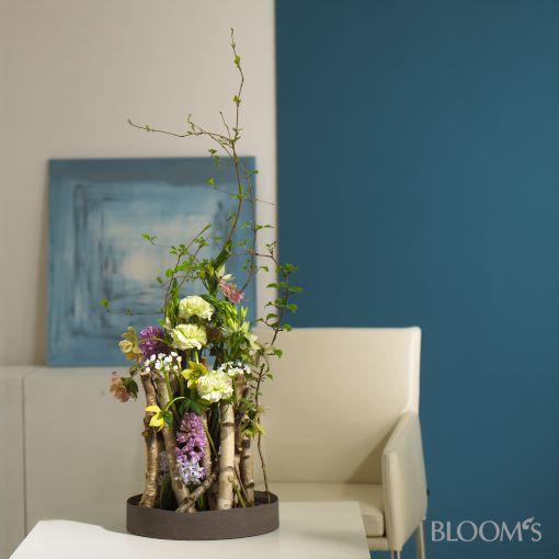 bloom 39 s album blumen pinterest birkenstamm badezimmer und deko. Black Bedroom Furniture Sets. Home Design Ideas
