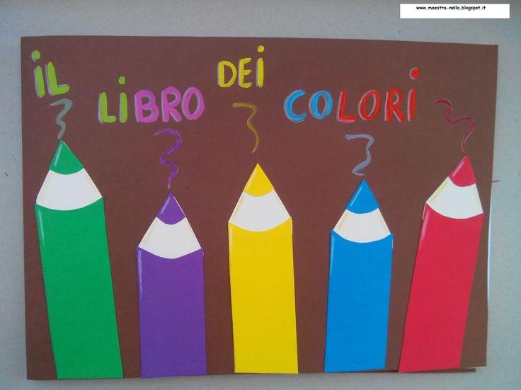 E finalmente , approfittando della fine della scuola, sono riuscita a finire il libro dei colori.    Non mi pare vero!!!! :-)   Eravate in...