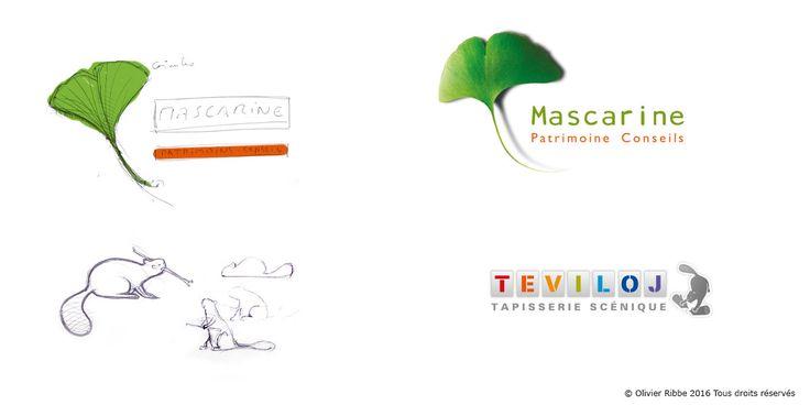 Création de Logo à Lyon au format vectoriel