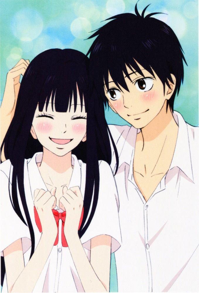 Kimi ni Todoke_Sawako e Kazehaya
