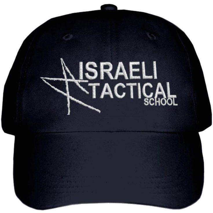 Caps Israeli Tactical School - Black
