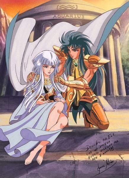 Hilda and Camus